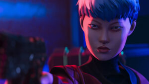Screenshot of valkyrie in northstar short