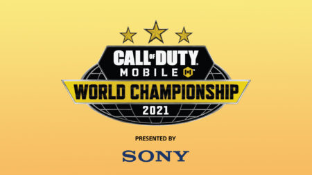 Logo of Call of Duty Mobile World Championship 2021