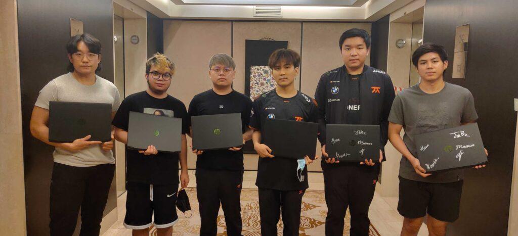 Fnatic, ONE Esports Singapore Major