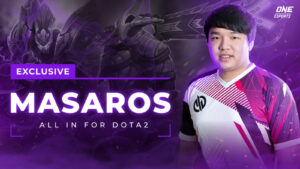 Masaros, motivate. Trust gaming, dota 2
