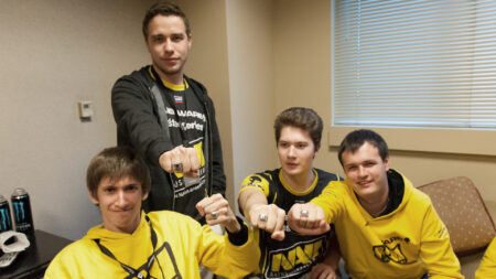 The International 2011, Na'Vi