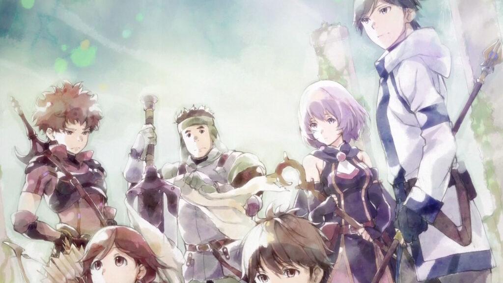 Grimgar of Fantasy and Ash, anime, ending