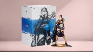 League of Legends, Ashe Unlocked Statue