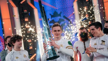 League of Legends, LEC, 2021 Spring Playoffs, Humanoid, MAD Lions