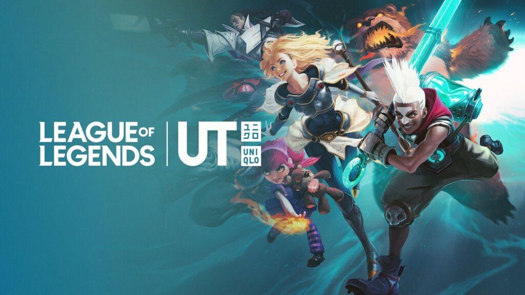 League of Legends, Uniqlo