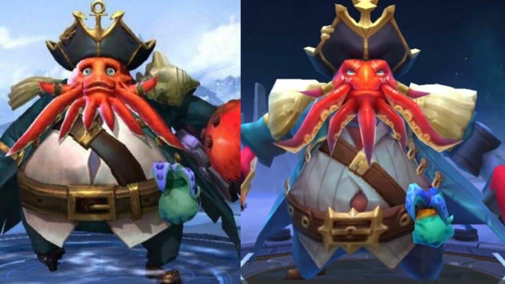Mobile Legends: Bang Bang hero, Bane rework