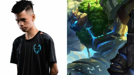 Mobile Legends: Bang Bang Execration's Ch4knu and Grock