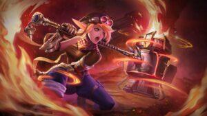 Mobile legends: bang bang hero, lolita