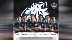 MPL Singapore S1 EVOS SG team