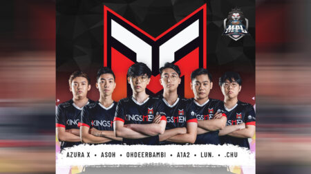 MLBB MPL SG Season 1 team Kingsmen