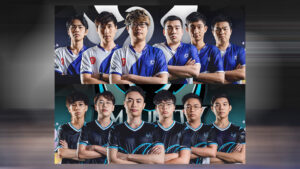 MPL SG Season 1 teams RSG and Impunity