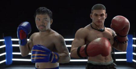 Mobile Legends: Bang Bang hero, Paquito and Filipino boxer Manny Pacquiao