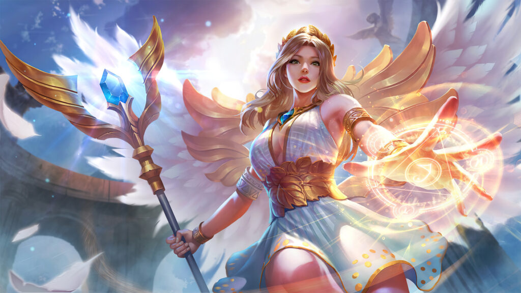 Mobile Legends: Bang Bang support hero Rafaela