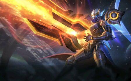 Mobile Legends: Bang Bang Legendary skin, Starfall Knight Granger