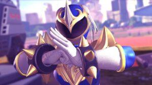Screenshot of Chun-Li Phoenix Blue Ranger