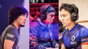 Daigo, Bonchan, Tokido, SFV