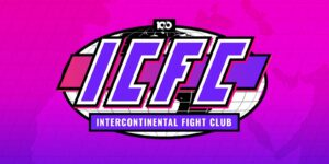 Logo of Intercontinental Fight Club