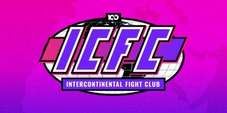 Logo of Intercontinental Fight Club