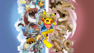 Pokemon Fossil Museum