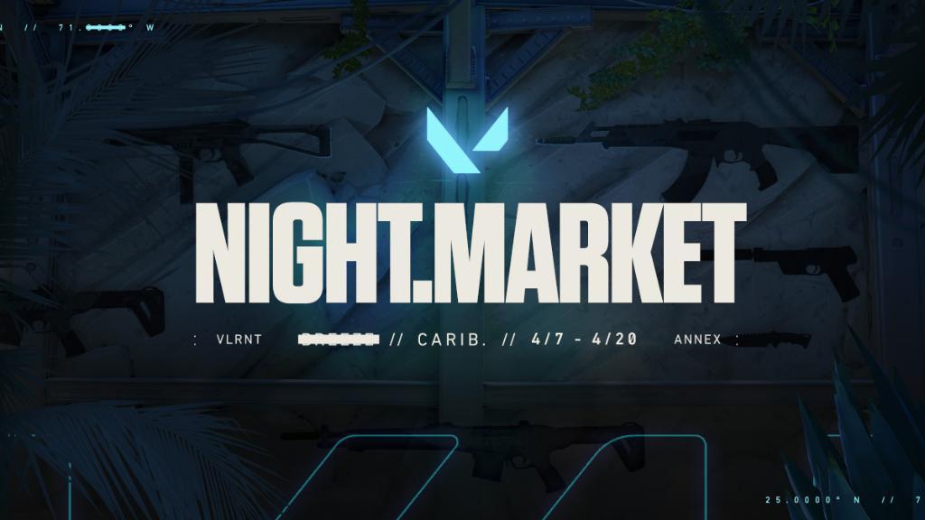 Night Market Valorant