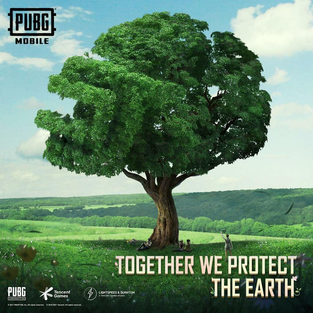 Event Karakin Oasis PUBGM Untuk Merayakan Earth Day