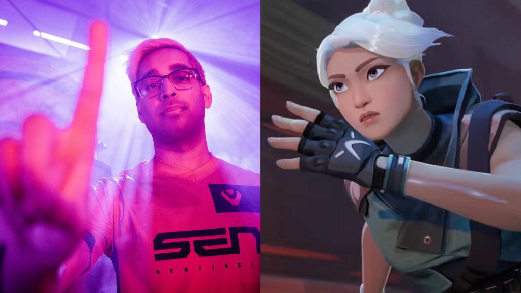 ShahZaM, Jett, Valorant, Riot Games