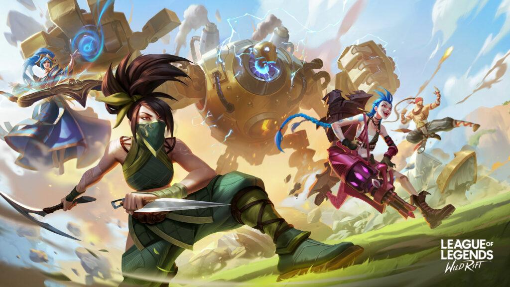 Riot Games ra mắt client mới 2