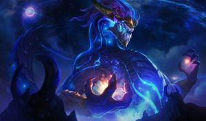 League of Legends champion, Aurelion Sol