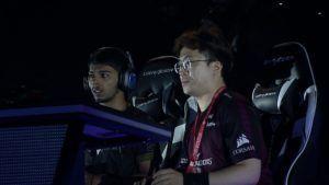 Arslan Ash and Knee in the Evo Tekken Grand Final