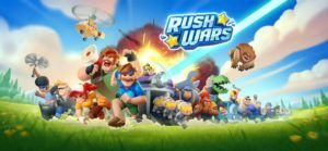 Rush Wars is the latest multiplayer strategy game from Supercell