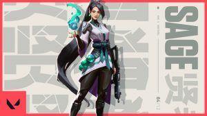 Sage, Valorant, Riot Games