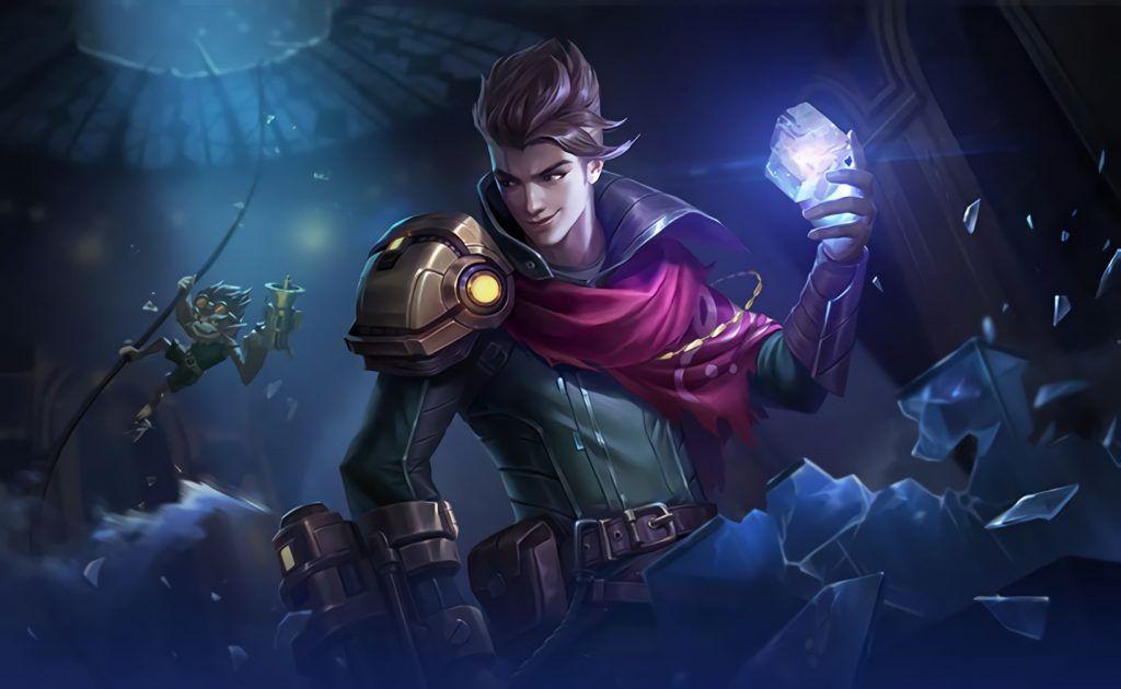 Mobile Legends: Bang Bang hero, Claude