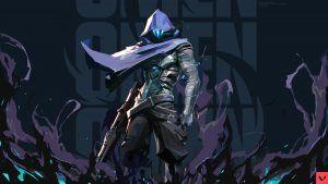 Omen, Riot Games, Valorant, Valorant art
