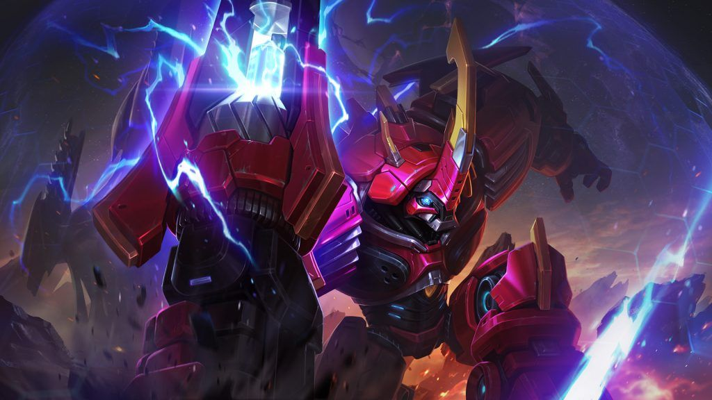 Mobile Legends: Bang Bang hero, Grock