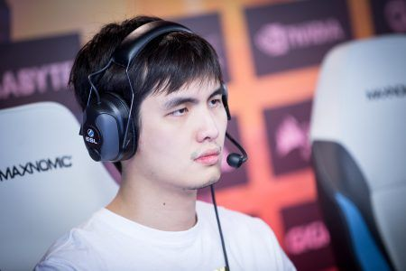 Vici Gaming, iceiceice, Dota 2