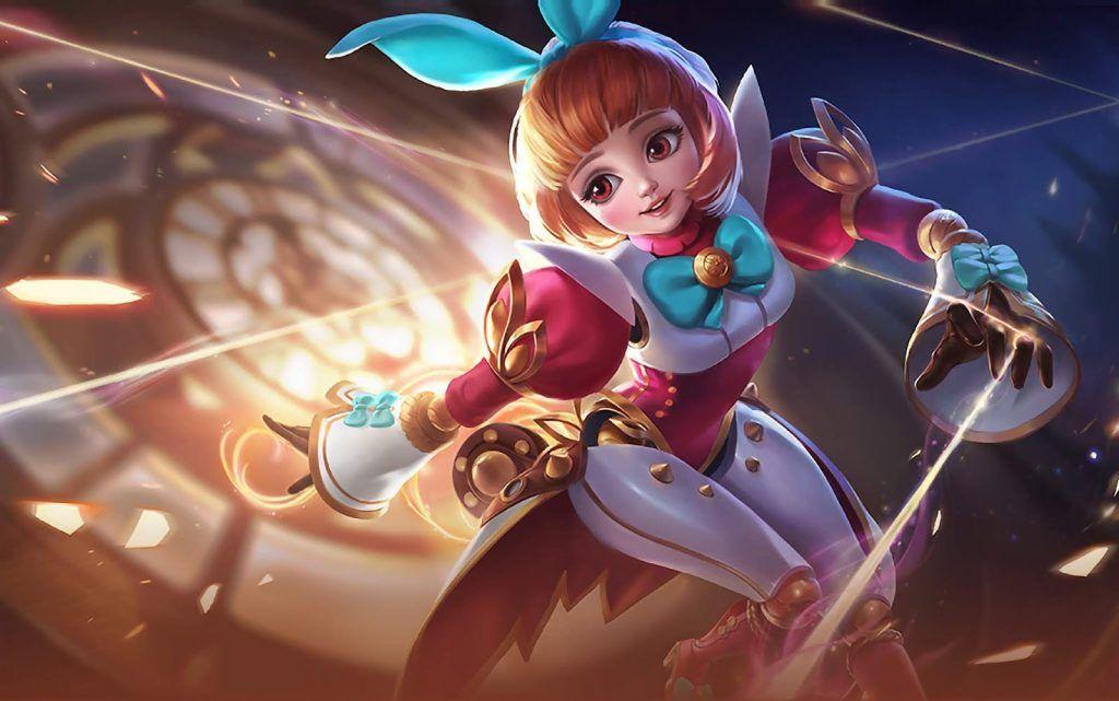 Mobile Legends: Bang Bang hero, Angela