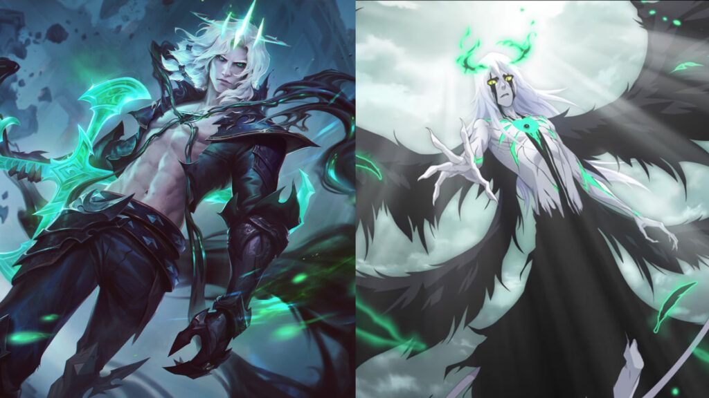 Viego is basically the Ulquiorra of League of Legends