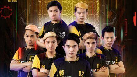Bren Esports M2 roster