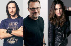Voice Actor, Matt Mercer, Steve Blum, Laura Bailey