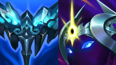 Everfrost and Cosmic Drive, League of Legends mage items