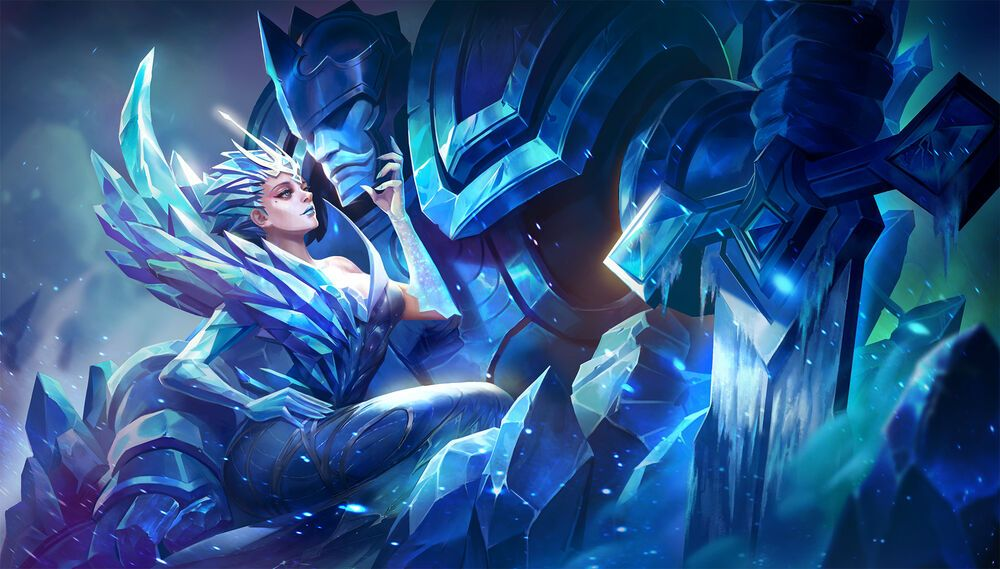 Mobile Legends: Bang Bang hero, Aurora