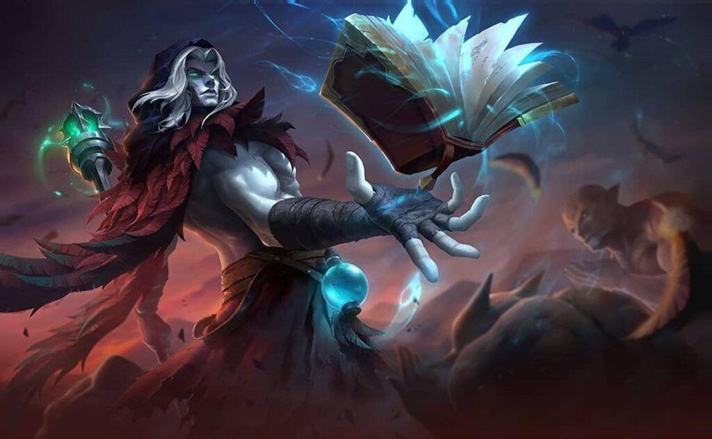 Mobile Legends: Bang Bang hero, Faramis