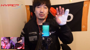 Daigo Umehara injures his finger, Daigo streaming on Twitch