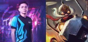 League of Legends: Wild Rift champion, Corki and Liyab Esports player, Gambit
