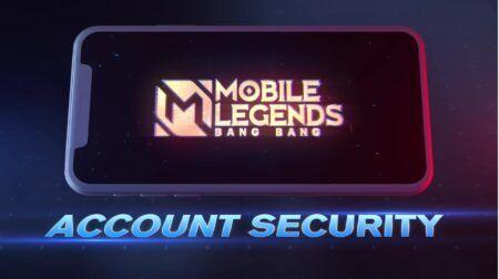 Mobile Legends: Bang Bang account security
